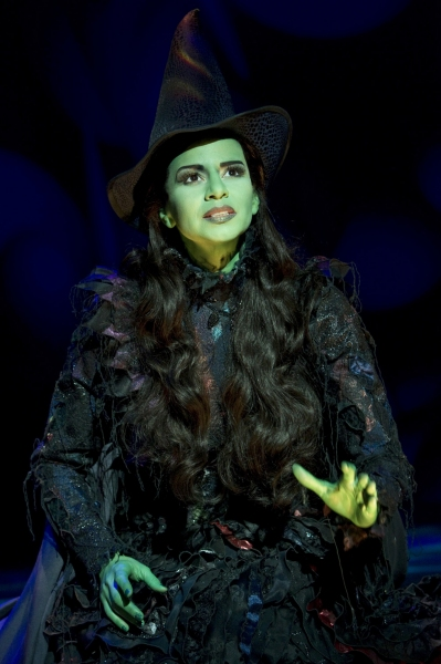 Mandy Gonzalez in Wicked