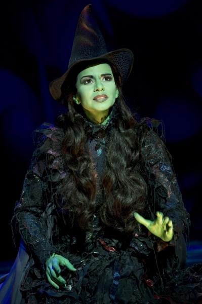 Mandy Gonzalez in Wicked