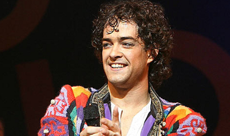 Lee Mead in Wicked at the Apollo Victoria