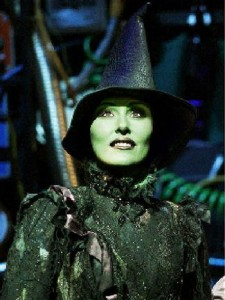 Elphaba the Wicked Witch of the West