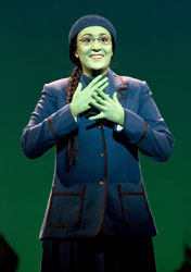 Anne Brummel in Wicked