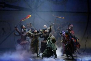 Wicked Returns to Wharton Center June 2012
