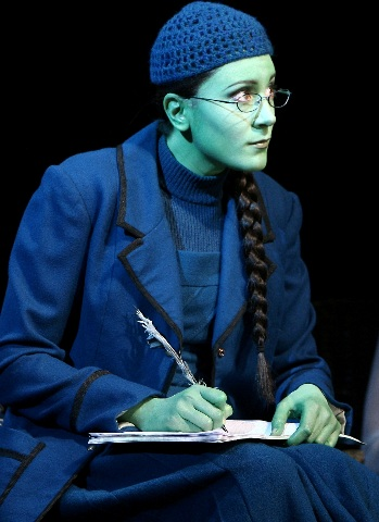 Dee Roscioli joins the cast of Wicked as Elphaba