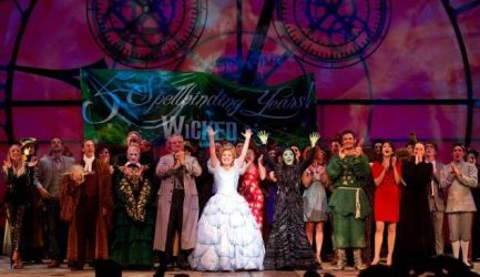 Wicked Musical West End's 5th Birthday