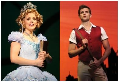 Katie Rose Clarke and Kyle Dean Massey Will Return to National Tour of Wicked