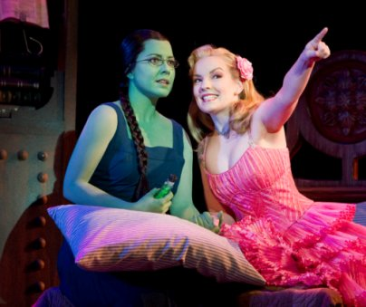Wicked Returns to Uihlein Hall Marcus Center For The Performing Arts June 12-July 7, 2013