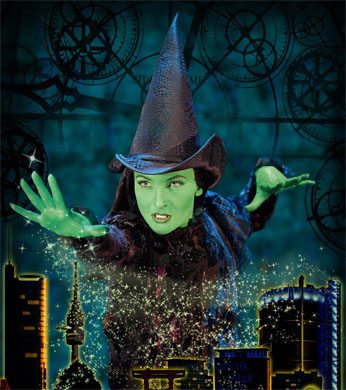 Willemijn Verkaik to Join Wicked Broadway in 2013