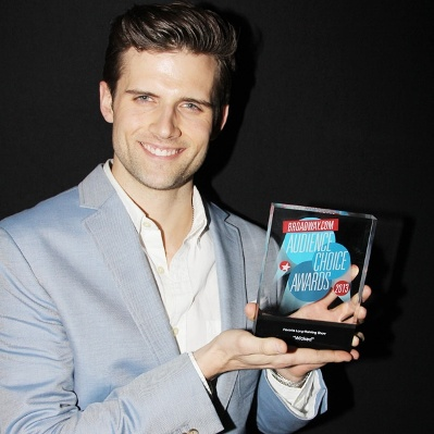 Kyle Dean Massey Accepted Audience Choice Award