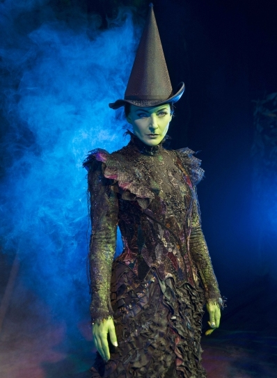 Willemijn Verkaik as Elphaba
