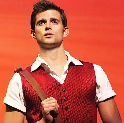 Kyle Dean Massey Returns to Wicked Broadway