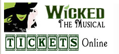 Wicked The Musical Tickets - Cheap Wicked Tickets