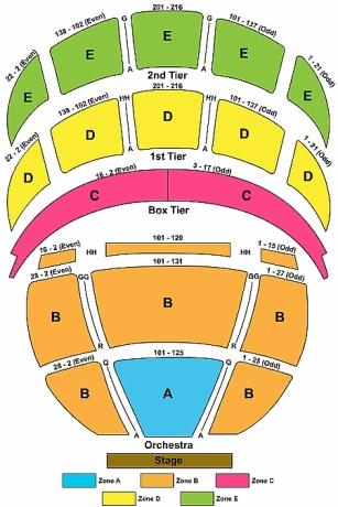 follies kennedy center tickets